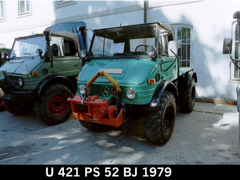 Mercedes For Sale >> Unimog U 421